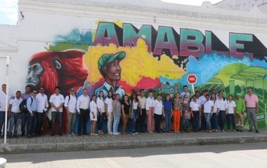 Arte urbano se toma la ciudad
